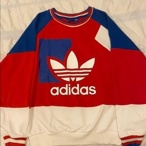 adidas sweater, US size XS and UK size 6